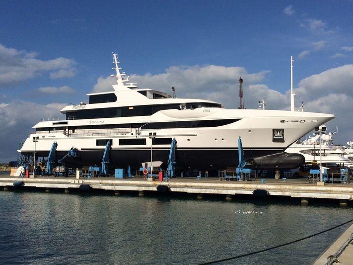 SURPINA yacht Benetti