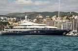 High Power III Yacht Salvagni Architetti