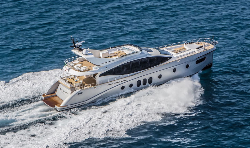 VERSILCRAFT V86 yacht New Versilcraft srl