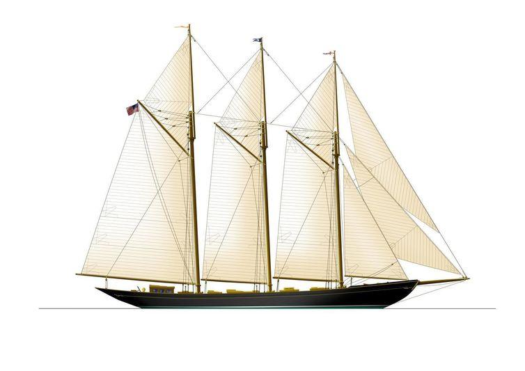 WOLFHOUND yacht GraafShip