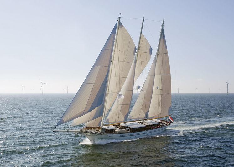 MIKHAIL S. VORONTSOV yacht Balk