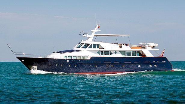 AYOUCHKA yacht Benetti