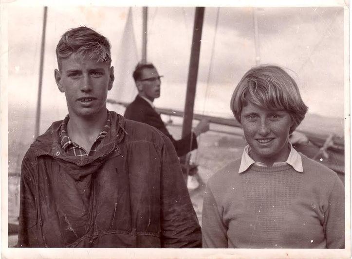 Young Neville Crichton