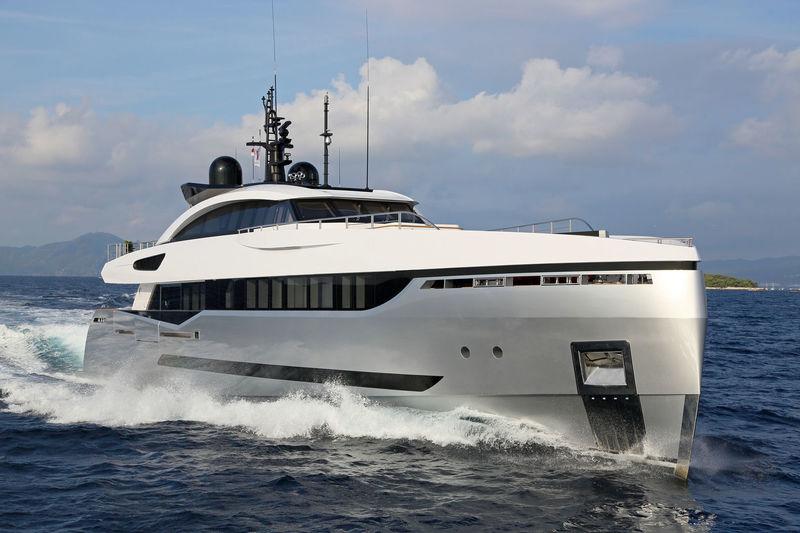 LEUDIN I yacht Palumbo