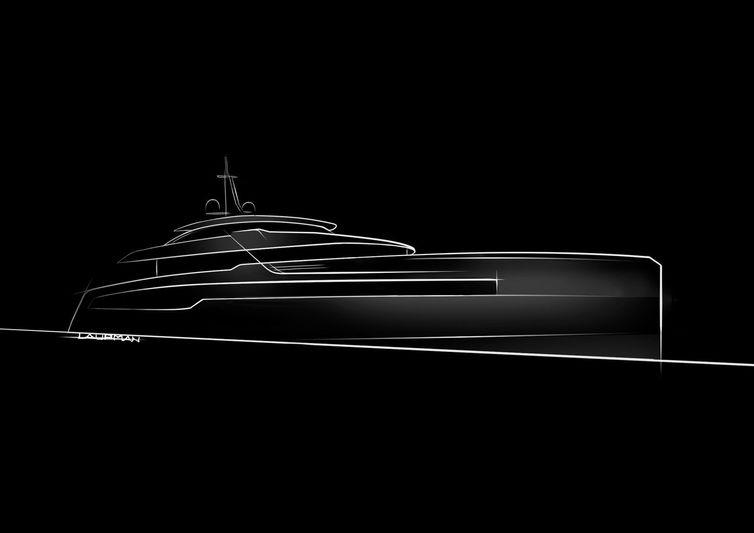 CRN 62m exterior rendering