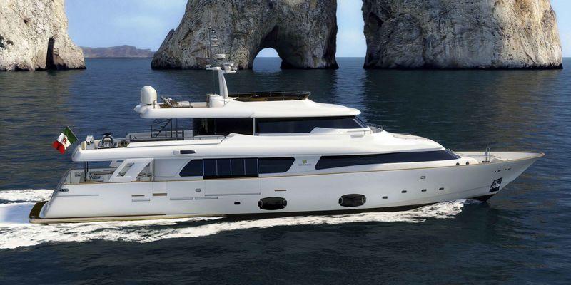 CENTURION yacht Custom Line