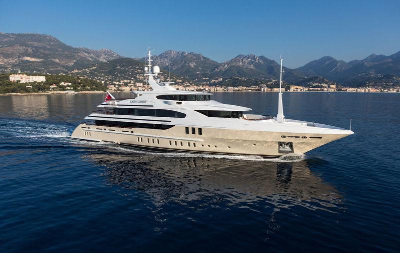 LADY CANDY yacht Benetti