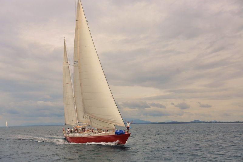 28.4-metre Aphrodite at Asia Superyacht Rendezvous