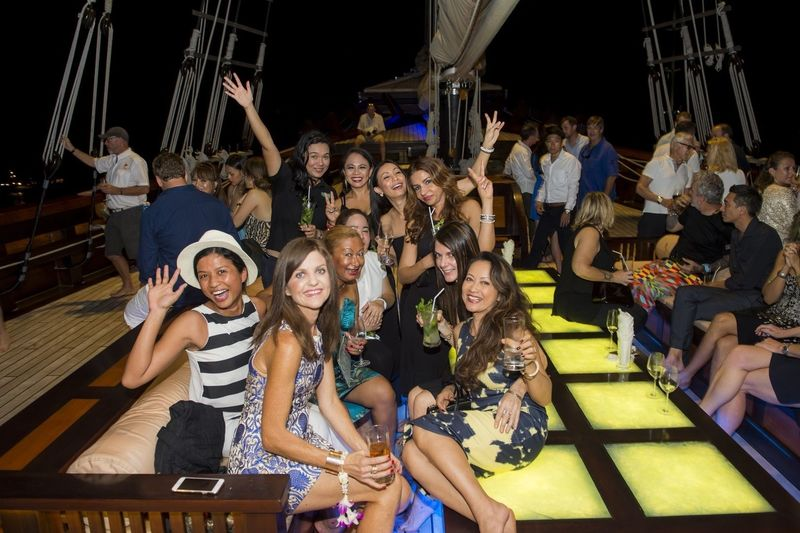 Party at Asia Superyacht Rendezvous