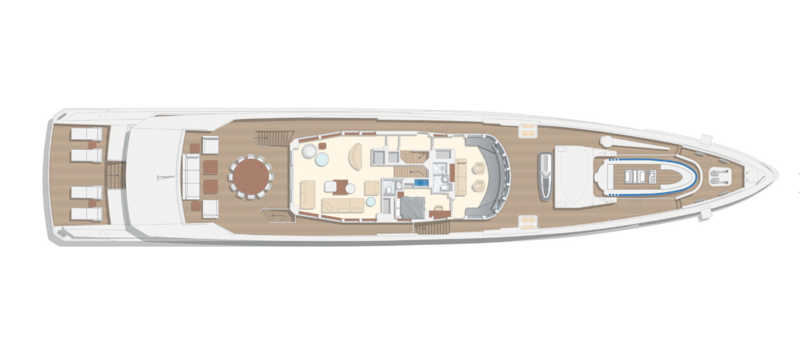 Heesen 50M Home Layout