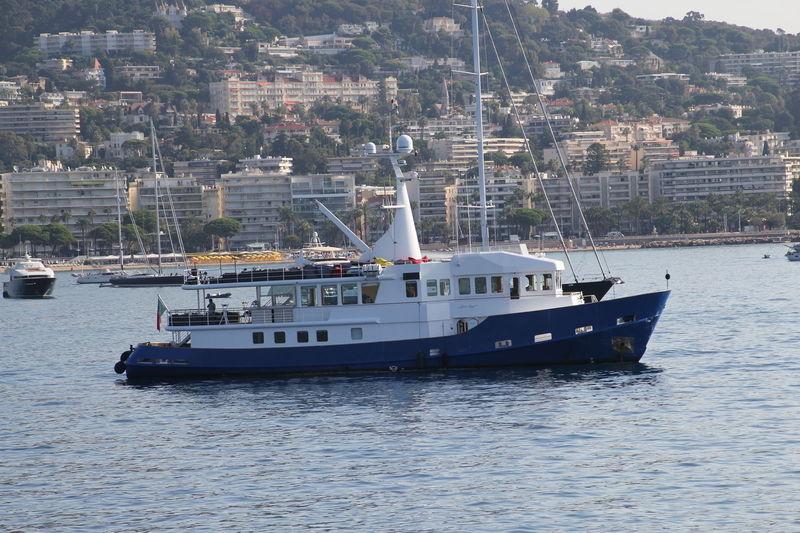ALTER EGO yacht Veb J.Warnke