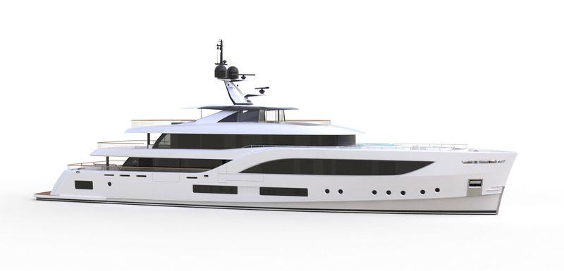 Baglietto 54M Hull 10231
