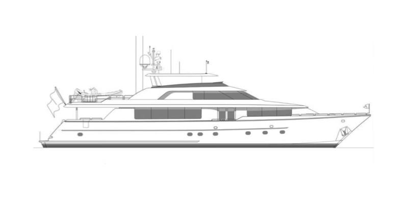 MY WAY yacht Westport