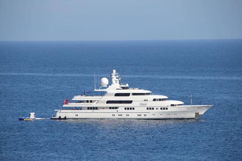 TITANIA yacht Lürssen