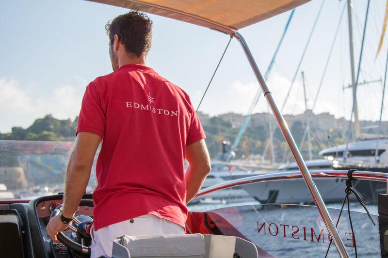 Edmiston at the Monaco Yacht Show 2016