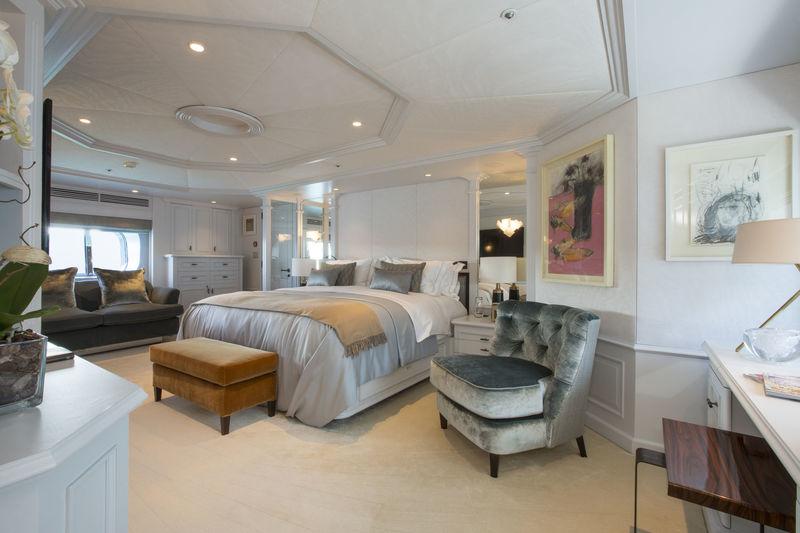 Mosaique master suite