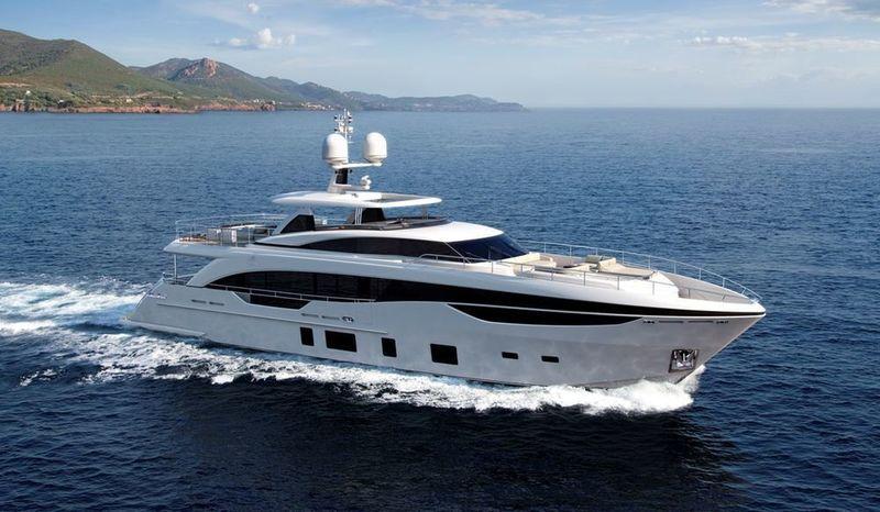 DIVINA BARBARA yacht Princess