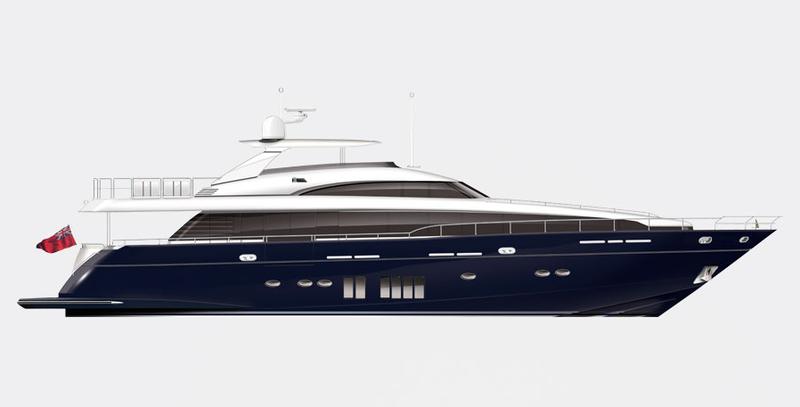 ANTHEYA II yacht Princess