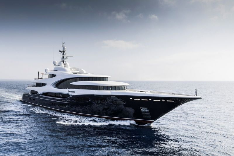 BARBARA yacht Oceanco