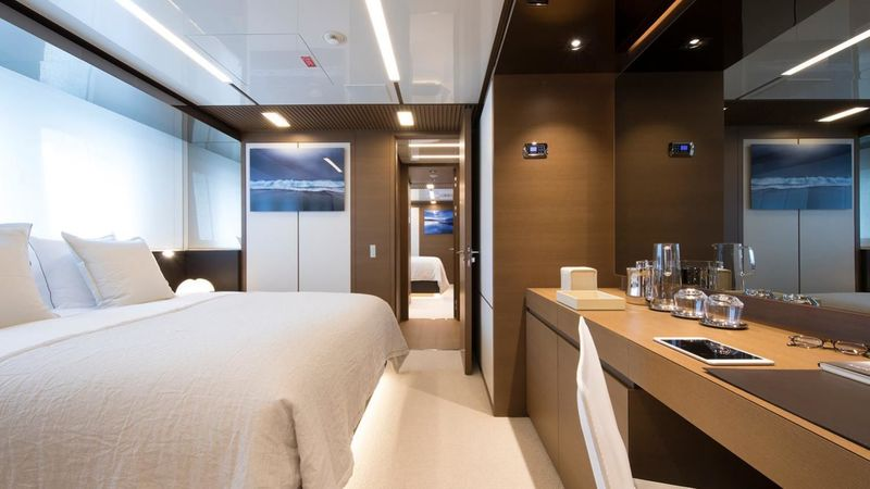 Seven Sins VIP cabin