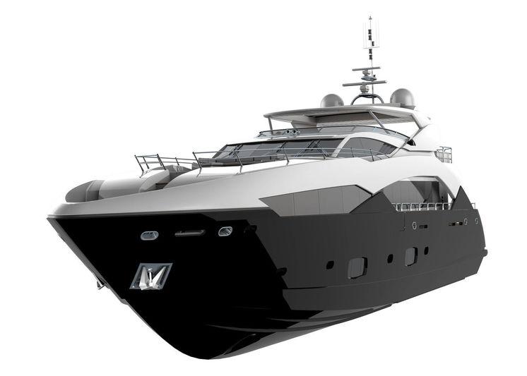 DOUBLE SIX yacht Sunseeker