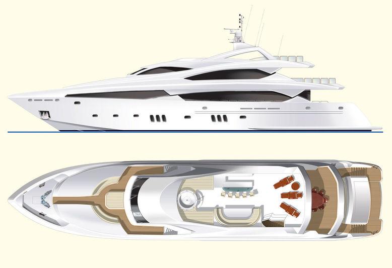 LADY RIMA yacht Sunseeker