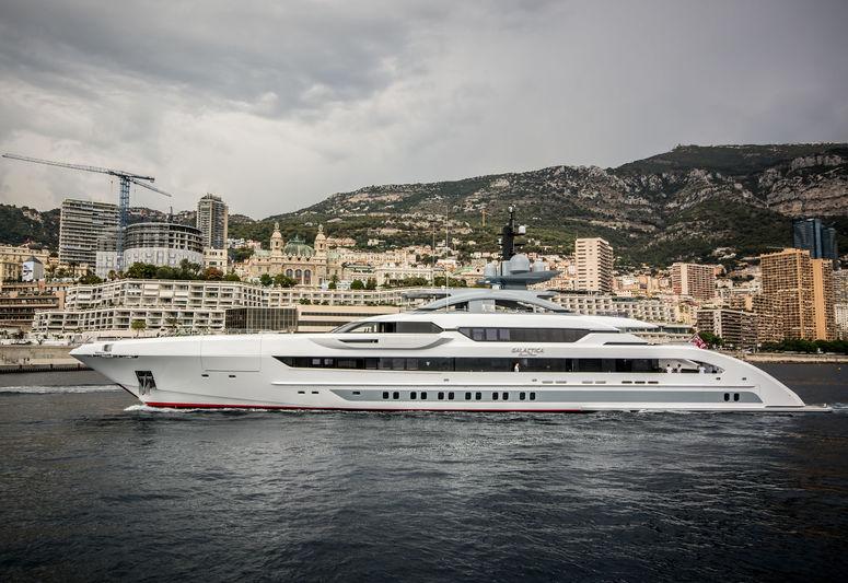 Galactica Super NOva arriving in Monaco