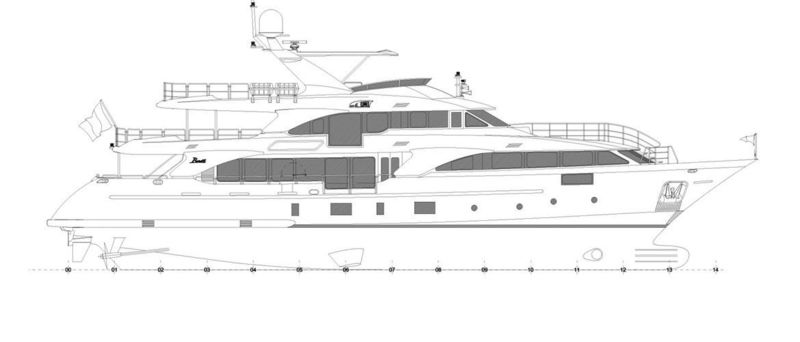 ITHAKA yacht Benetti