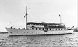 Amazone Yacht Vosper Thornycroft