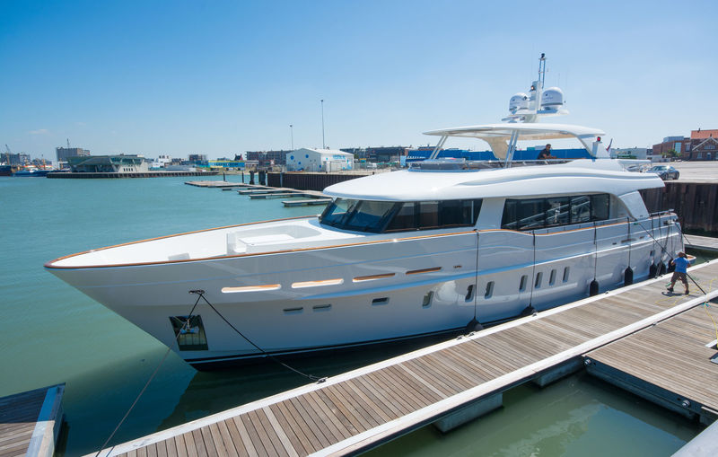 FIREFLY yacht Mulder Shipyard