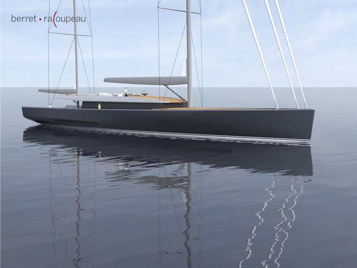 Rendering of project smart sprint 55m