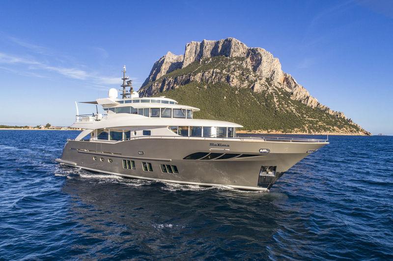 MAXIMA  yacht Filippetti Yacht