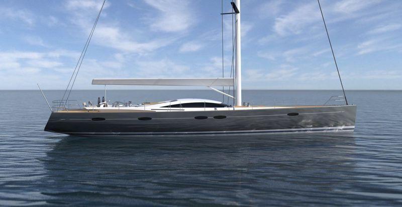 Baltic 85 Custom exterior design