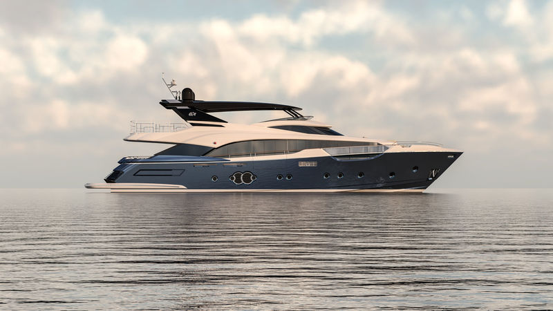 MCY 96/1221 yacht Monte Carlo
