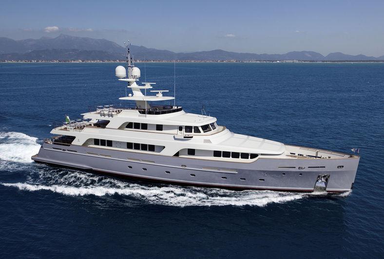 LIBRA OMEGA yacht Codecasa