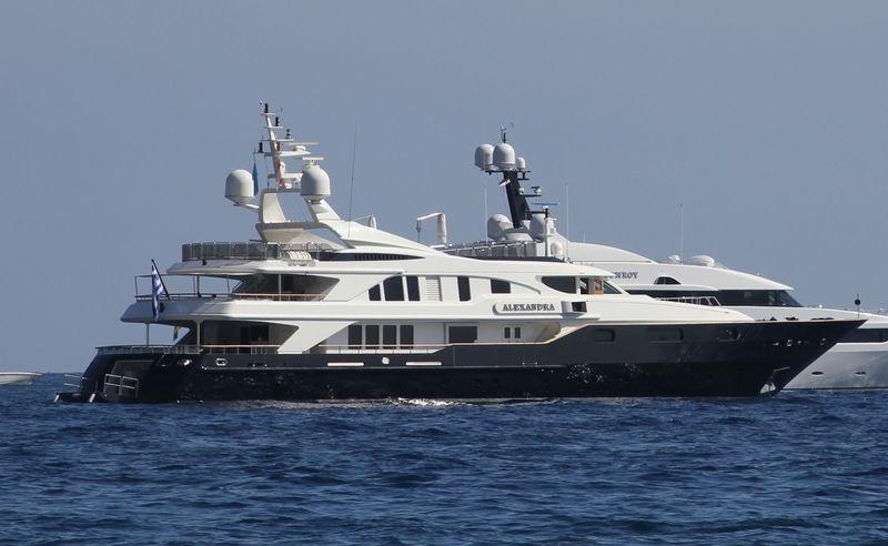 Alexandra off Monaco
