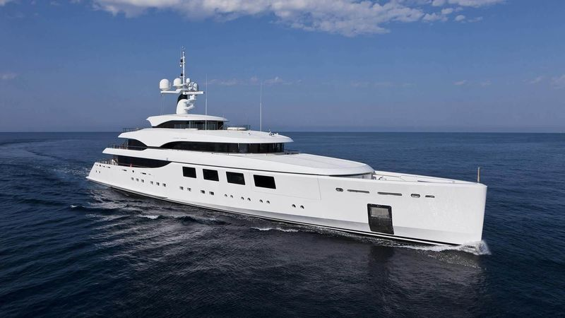 RAHIL yacht Benetti