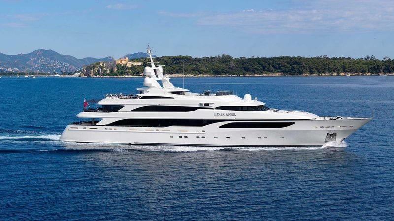 Silver Angel by Benetti