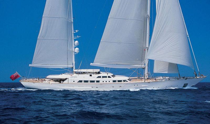 SPIRIT OF THE C'S yacht Perini Navi