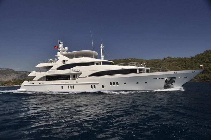 GRANDE AMORE yacht Benetti