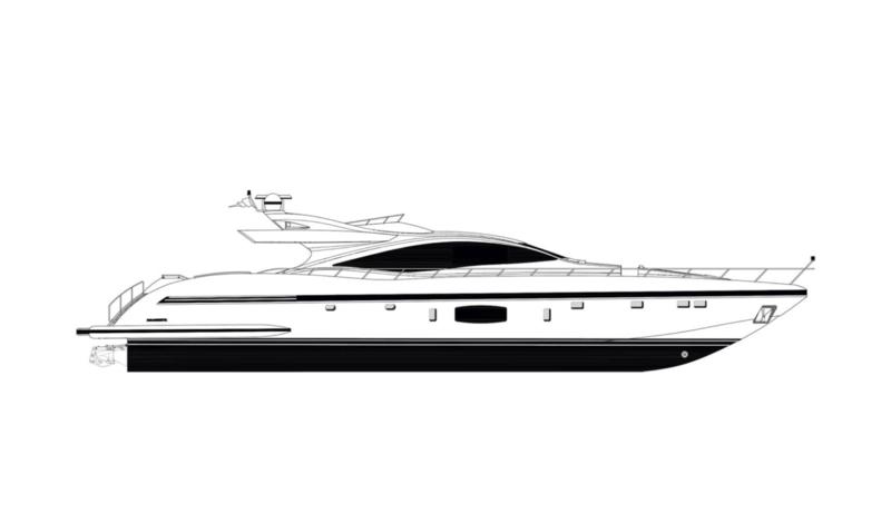 Mangusta 110 profile rendering