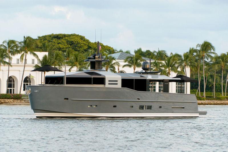 SEA CORAL 1 yacht Arcadia