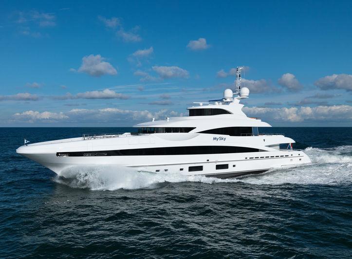 MYSKY yacht Heesen
