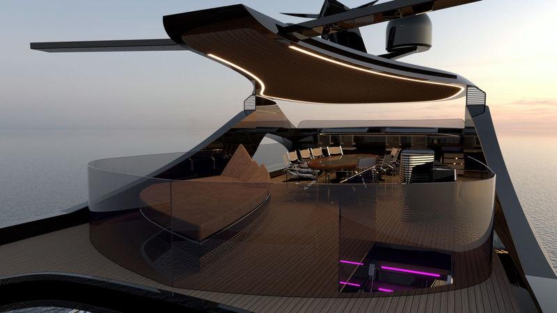 Project Arnela exterior design