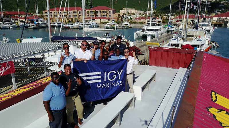 IGY Marinas, St Thomas, Sint Maarten