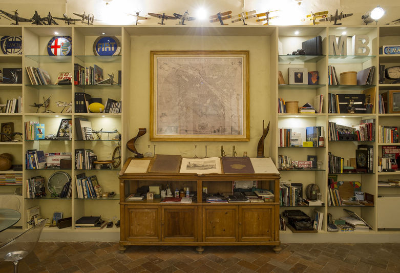 Tommaso Spadolini design studio in Firenze