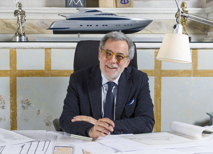 Tommaso Spadolini portrait