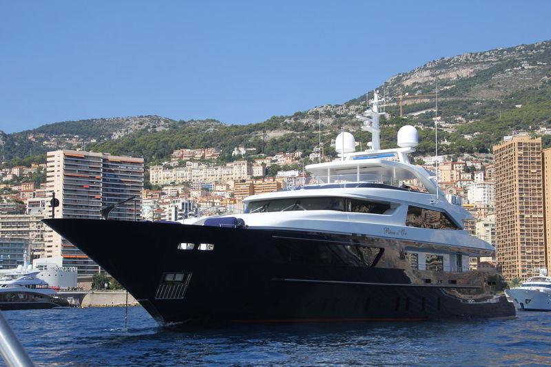 Reve d'Or off Monaco