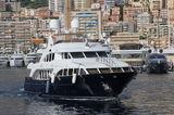 African Queen Yacht Benetti