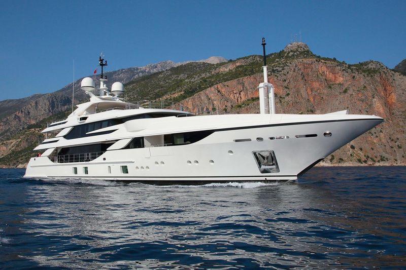 VICA yacht Benetti